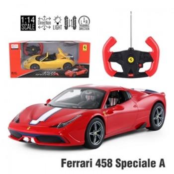 遙控車 法拉利 Ferrari 458 Speciale A Convertible 1/14 [原廠授權]
