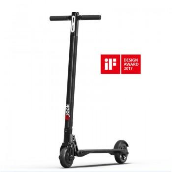 EJACK-C Premium 全碳纖維黑色電動滑板車