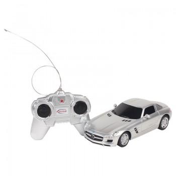 遙控車 平冶 Mercedes-Benz SLS AMG 1/24 [原廠授權]