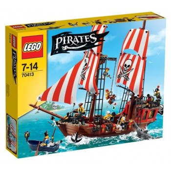 LEGO Pirates 70413 The Brick Bounty 海盜船