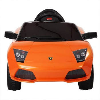 [Official Licensed] Lamborghini LP640-4 6V Rechargeable Battery Electric Ride On Car