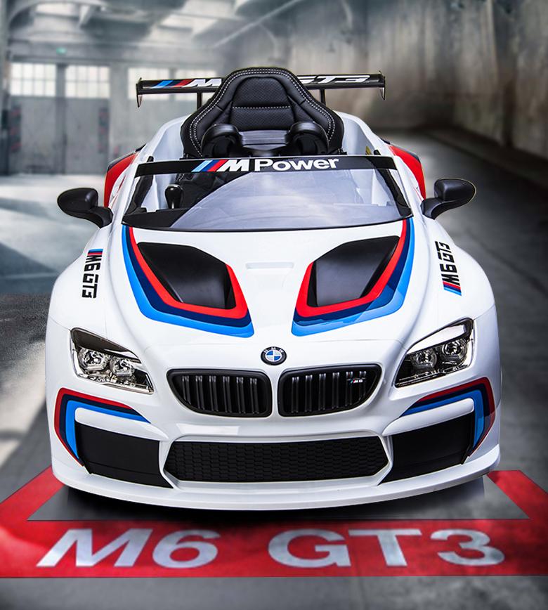 [原廠 寶馬 授權] BMW 寶馬 M6 GT3 12V 兒童電動車